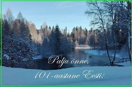 23802409478 Rahulikke jõule ning valgustavat eesti keele aastat, 2019. aastat!